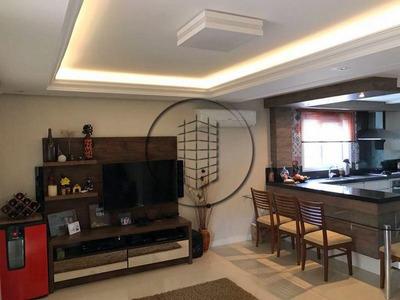 Casa Em Condominio Com 03 Dormitório(s) Localizado(a) No Bairro Morro Do Espelho Em São Leopoldo / São Leopoldo - 3815