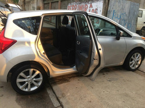 Nissan Note Advance 2015