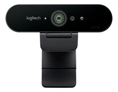 Camara Webcam Logitech Brio 4k Ultra Hd Stream Conferencia