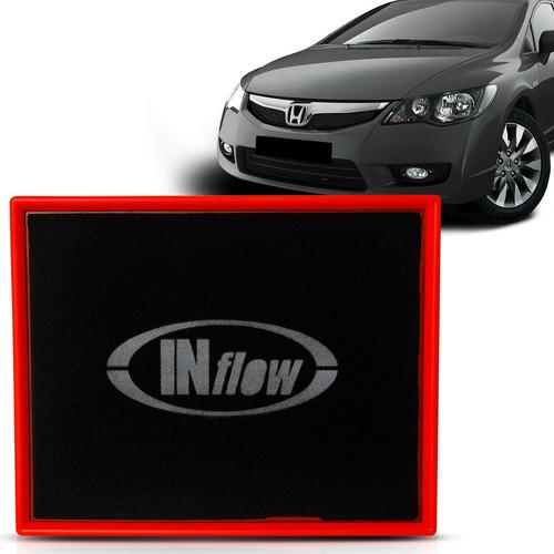 Imagem 1 de 2 de Filtro De Ar Honda New Civic 2007 2008 2009 2010 2011 2012