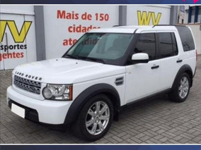 Land Rover Discovery4 S - 2011 (7 Lugares)