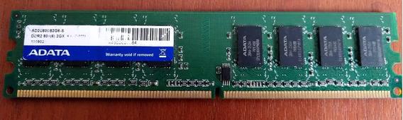 Memoria 2 Gb Dimm 800 Mhz Adata Ddr2