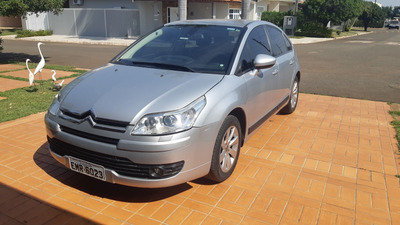 Citroën C4 2.0 Exclusive Hatch 16v Flex 4p