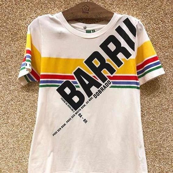 T-shirt Barril