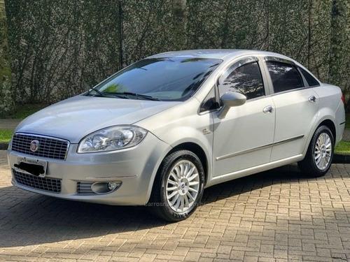 Imagem 1 de 4 de Fiat Linea 2010 1.9 16v Absolute Flex Dualogic 4p
