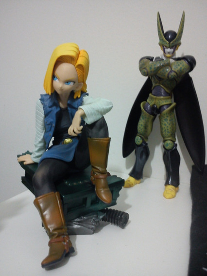 Perfect Cell Dbz S.h.figuarts Bandai