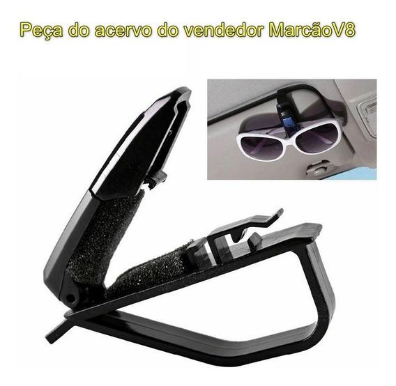 Suporte Veicular Óculos Cartão Dinheiro Quebra Sol Para Sol