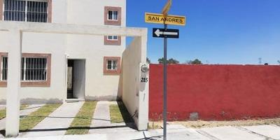 Casa Amueblada En Renta En Aguascalientes