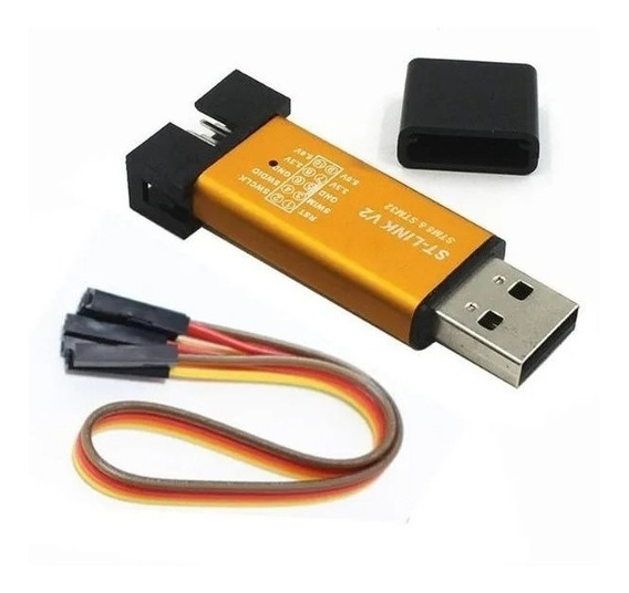 St-link V2 Programador/depurador Microcontrolador Stm8 Stm32