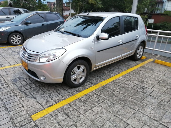 Renault Sandero Dinamique Automático
