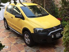 Volkswagen Crossfox 1.6 Aa Cd Mp3 Ee Mt Factura Original Uni