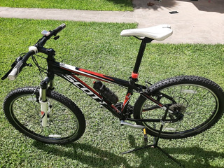 Vendo Bicicleta Scott Aspect 50 Rodado 26 Talle Small.