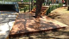 Deck De Madeira Em Goiania;valor De Deck;deck Preço Do M²