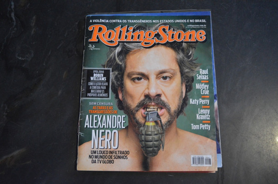 Rolling Stone Brasil 97 Alexandre Nero Revista