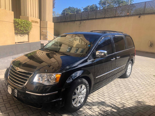 Chrysler Town & Country 2010 3.8 Limited 5p