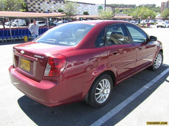 Chevrolet Optra Mt 1800cc Aa Fe