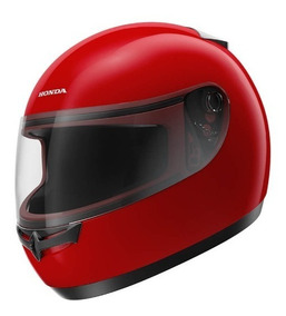 Capacete Moto Honda Hfs Fechado Classic - Diversas Cores