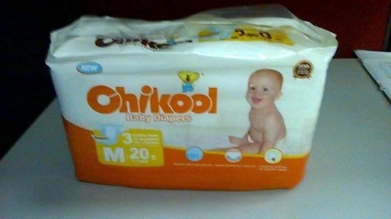 Paquetes De Panales Chikool Impotados Talla M