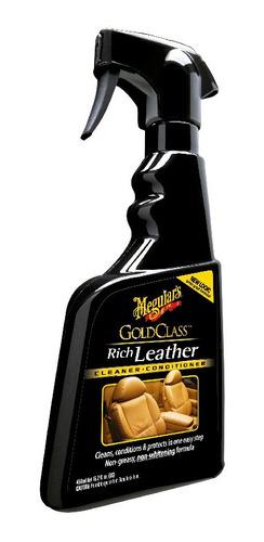 Limpiador Cueros Rich Leather P/meguiars #1022 Meguiars G022-14-14-03