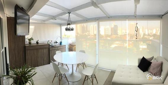 Apartamento - Brooklin - Ref: 5018 - V-5018