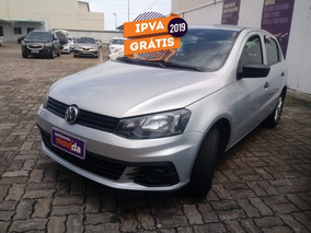 Gol 1.6 Msi Totalflex Trendline 4p Manual 32007km