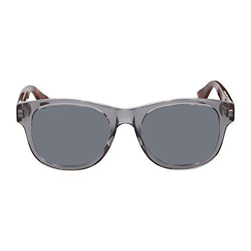 9e60a2436e Gg0003s 005 Gray Avana Silver Gafas De Sol 52mm - $ 11,251.95 en Mercado  Libre