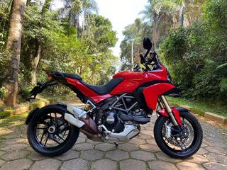 Ducati Multistrada 1200 Touring