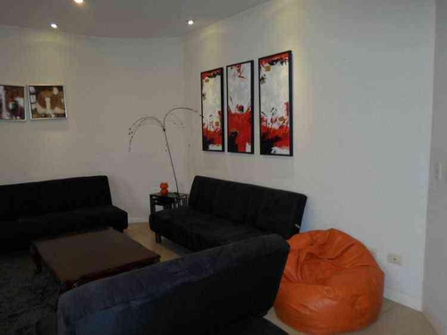 Alquilo Apartamento Amueblado Con 128mts. En Zona 13 - Paa-040-08-11-4