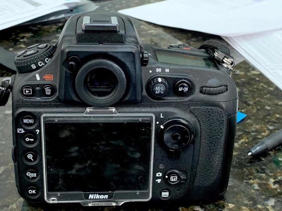Câmera Nikon D800