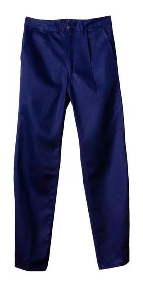 Pantalón Original Marca Ombu Beige / Azulino / Azul Marino