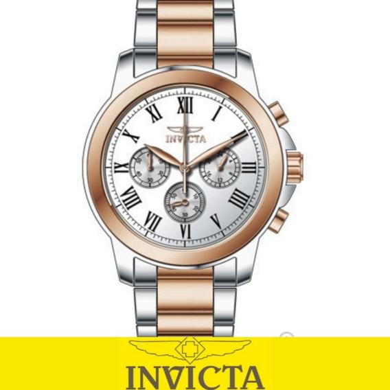 Reloj Suizo Invicta De Hombre Casual Elegante Envío Express4