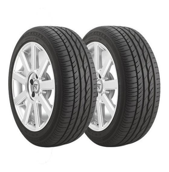 Paquete 2 Llantas 215/55 R17 Bridgestone Turanza Er300 94v