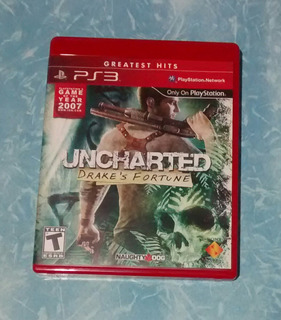 Ps3 Uncharted 1 Drake