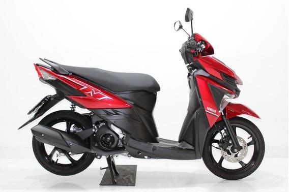 Yamaha Neo 125 2019 Vermelha