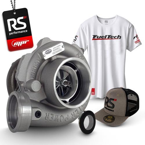 Kit Turbina Master Power - R4449-2 + Brinde Filtro Tela