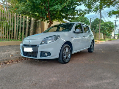 Renault Sandero 2014 1.0 16v Tech Run Hi-flex 5p