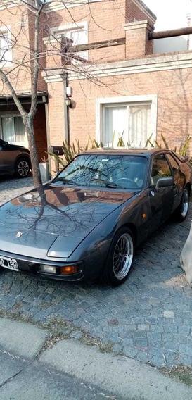 Porsche Porsche 924 Año 1980