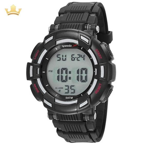 Relógio Speedo Masculino 81183g0evnp2 Com Nf