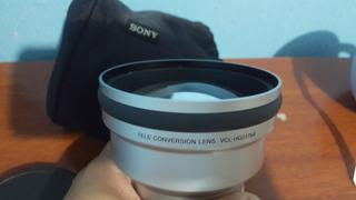 Lente Sony Telefoto 58mm Vcl-hgd1758