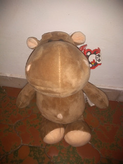 Hipopótamo De Peluche
