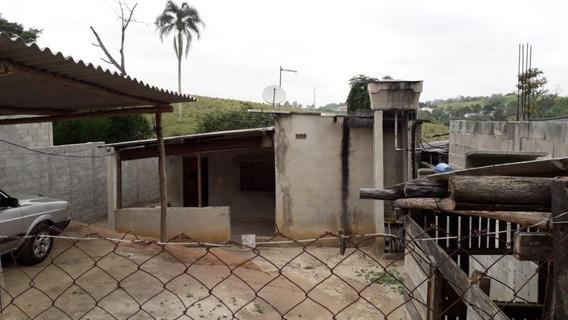 Casa Em Chácaras Reunidas Igarapés, Jacareí/sp De 60m² 2 Quartos À Venda Por R$ 110.000,00 - Ca177159