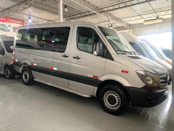 Mercedes-benz Sprinter 415 Van 2.2 2019 16 Lugares