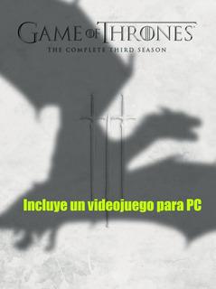 Game Of Thrones Temporada 3 Digital Español Latino