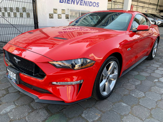 Ford Mustang 2019 5.0l Gt V8 At (vehiculo Como Nuevo)