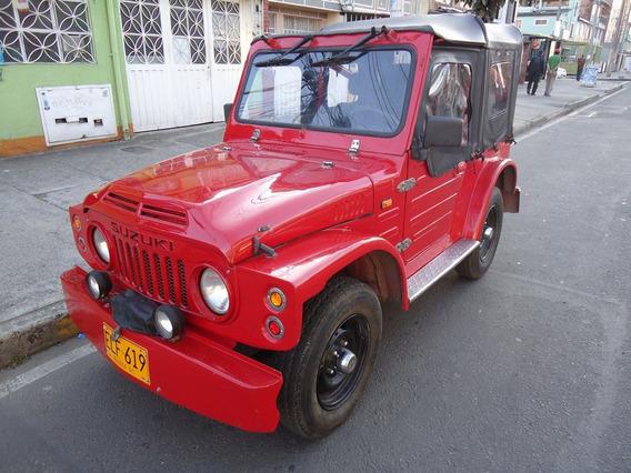 Suzuki Lj 80 Mt 1000 Cc Lona