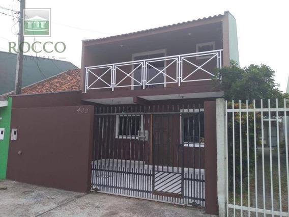 Sobrado Para Locação No Afonso Pena - So0085
