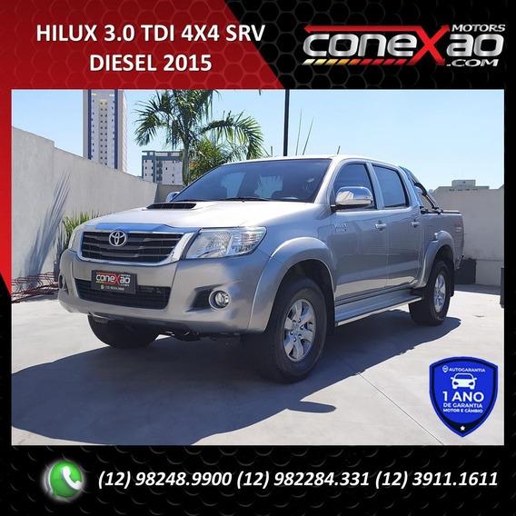 Toyota Hilux Cabine Dupla 3.0 Tdi 4x4 Cd Srv