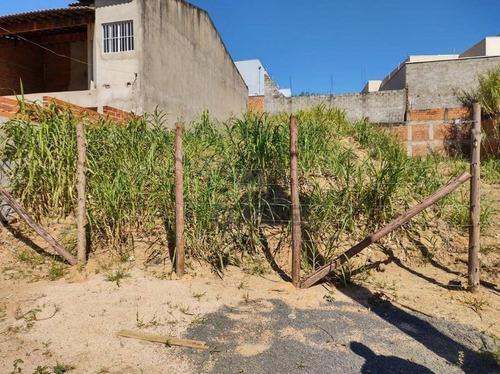 Terreno À Venda, 200 M² Por R$ 165.000,00 - Residencial Parque Da Fazenda - Campinas/sp - Te4727