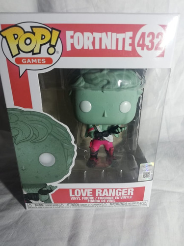 Figura Funko Pop Love Ranger Fortnite 432