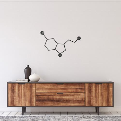Quadro Decorativo Parede Diversos Elementos Químicos 60cm